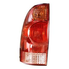 Fits 05-08 12-14 Toyota Tacoma Standard Left Driver Side Tail Light Lamp LH