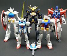 Bandai 1/144 Gundam Model Lot Built