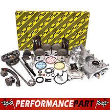 Fits 93-97 Nissan Altima 2.4L New Engine Rebuild Kit KA24DE