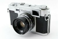 Rare! As-Is🌟 Yashica 35 Rangefinder Film Camera Yashinon 4.5cm F/2.8 from Japan