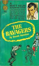 (Matt Helm #8)  The Ravagers by Donald Hamilton