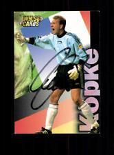 Andreas Köpke  Deutschland Panini Card WM 1998 Original Signiert+ A 182308