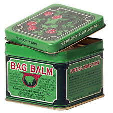 Bag-Balm, Vermonts Original Moisturizing & Softening Ointment 8oz Tin Size
