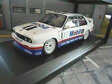 BMW M3 E30 DTM Macau Winner 1992 #1 Pirro Team Schnitzer Mobil Minichamps 1:18