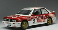 IXO 18RMC040A 18RMC040B BMW E30 M3 Tour de Corse 1988 Beguin Lenne Chatriot 1:18