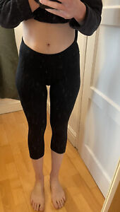 Pearl Izumi Women's Sugar Thermal Cycling 3/4 Tight with pad Size XS