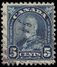 """CANADA 170 - King George V """"Arch"""" Dull Blue (pf54551)"""