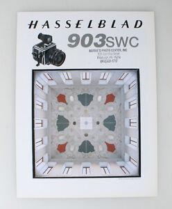 HASSELBLAD 903SWC BROCHURE