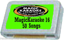 MAGIC SING Karaoke Mic Microphone Teen POP Song Chip16