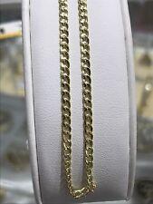585 Gold Kette Panzerkette 60cm,Halskette,5Gramm,Gelbgold,neu mit Etikett