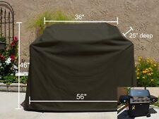 "BBQ Grill Storage Cover Fit Alfresco 30"" Cart Grill Model #ALX2-30C, 56"",Black"