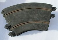 Vintage Scalextric Track Curved PT/51 x 15    ( No 1)