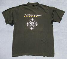 FUNKER VOGT T-Shirt Tour 2004 Größe L EBM electro Covenant VNV Nation Zoth Ommog