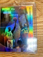 2002 03 Topps Tandems Michael Jordan Insert Chicago Bulls #TT6 mint from pack