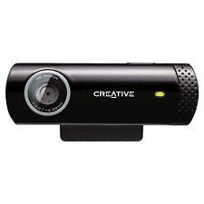 Creative Live! Cam Chat HD 5.7MP Webcam (Black)
