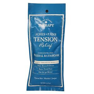 Village Naturals Therapy Tension Relief Epsom Salt (2 oz) G7174