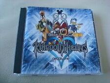 DISNEY 2-CD Kingdom Hearts Soundtrack Yoko Shimomura ANIMIE (2002 UK Import)
