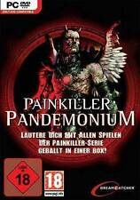 PC Computer Spiel * Painkiller Pandemonium * Teil 1-3 * 1 + 2 + 3 ****NEU*NEW*18