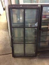 Iron Steel Casement Windows Sashes Industrial Salvage Window Cleveland
