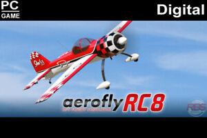 aerofly RC 8 PC Steam No Key Code Global Digital-Blitzversand