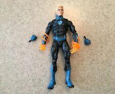 """Marvel Legends 6"""" Fantastic Four Human Torch Figure Super Skrull BAF Series"""