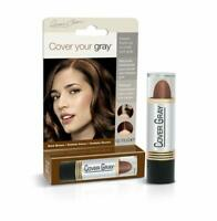 Cover Your Gray Hair Color Touch-up Stick - Dark Brown (3-PACK)