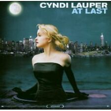 CYNDI LAUPER - AT LAST  CD POP-ROCK INTERNAZIONALE