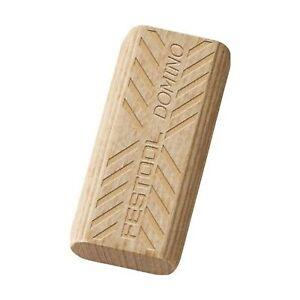 Festool 493299 Domino Tenon, Beech Wood, 8 x 22 x 50mm, 600-Pack