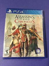 Assassin's Creed Chronicles (PS4) NEW