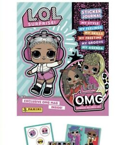 Panini LOL Surprise! O.M.G. Stickers  CHOOSE YOUR STICKERS *Single Stickers