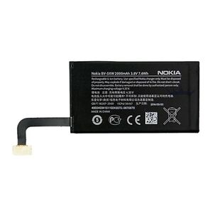 New OEM Nokia Lumia 1020 EOS Replacement Battery RM-875 BV-5XW 2000mAh + Tools