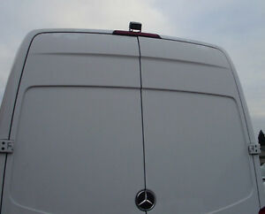 Van & Commercial Rear View Reverse Camera & Screen Supplied and Fitted MIDLANDS