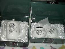 BRAND NEW Coffee/tea pot, Sugar Bowl with Lid, milk/cream jug. Boxed & unused