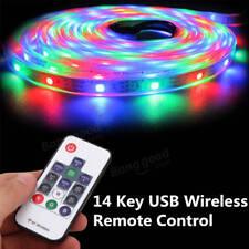 DC5-24V 14 Keys Mini USB Remote Controller for WS2811 WS2812B LED Strip Light