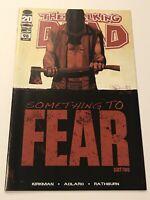 Walking Dead #98 1st Pnt Unread Image Kirkman 1st Appearance Dwight AMC FEAR TWD