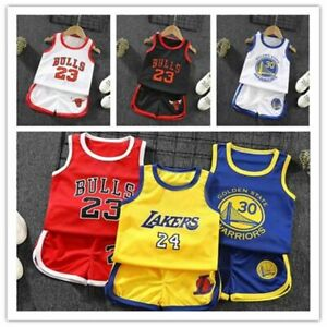 Kids Baby Boys Outfits Clothes Toddler Boy Summer Clothing T-shirt+Shorts Sets