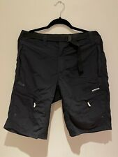 Madison Baggy Cycle Shorts Large Black