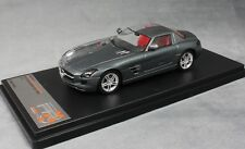 Premium X Mercedes-Benz SLS AMG in Grey and Transparent Halves 2011 PRX001LE NEW