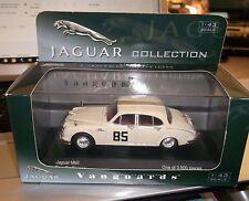 Vanguards VA08404 Jaguar MKII Tour De France      Boxed