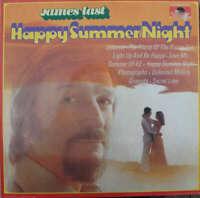 James Last Happy Summer Night LP Album Club Vinyl Schallplatte 149915