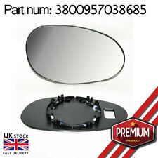 Original Mirror Glass Right Side With Base For Smart For Two 1998 - 2006