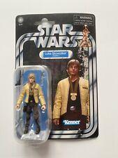 New Star Wars Vintage Luke Skywalker Yavin 3.75 inch Action Figure 2019