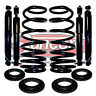 1997-2002 Ford Expedition Rear Air to Coil Spring Conversion with 2WD Gas Shocks