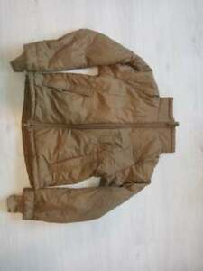 SIOEN high insulation vest belgian army issue ecwcs