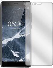 Schutzfolie für Nokia 5.1 Display Folie klar Displayschutzfolie