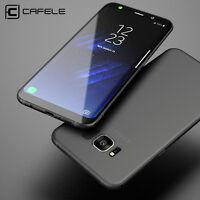 Original CAFELE Ultra Thin Slim Cover TPU Case For Samsung Galaxy S8 S8 Plus New