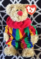 NWT Ty Beanie Baby Attic Treasures Collection Piccadilly The Clown VINTAGE 1993
