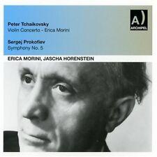 Jascha Horenstein - Violin Concerto: Erica Morini [New CD]
