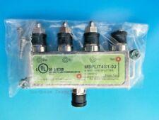 DirecTV 4-Way Splitter SWM Green Label MSPLIT4R1-02 4 Way Multi Switch