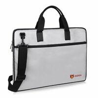Safety Fireproof Bag A4 Document Waterproof Handbag Briefcase for Laptop MacBook